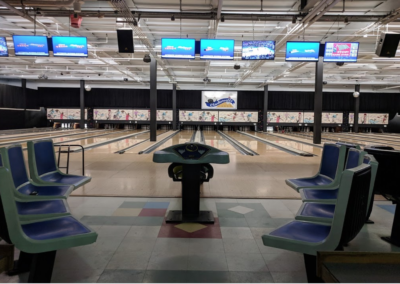 Clarkesville Lanes at the Old Clarkesville Mill